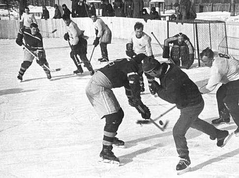 Хоккей 16 декабря 2017